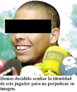 Entrevista imaginaria de Pedro Ruiz a un futbolista cualquiera, llamemoslo X. En la noche abierta